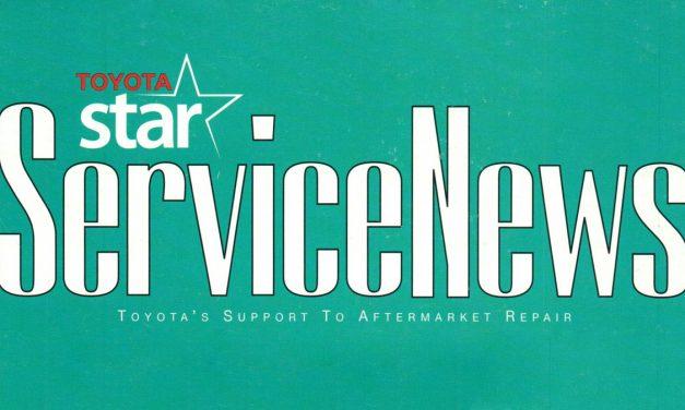 Star Service News Bulletin No.63 – March/April 1997