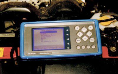 Subaru On-Board Diagnostic (OBD) SYSTEMS