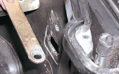 Parts News: Heater Core Pivot Pin