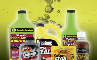 An In-Depth Look at Cooling System Stop Leak Additives