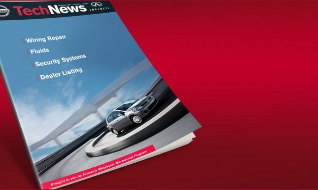 Nissan TechNews Fall 2009