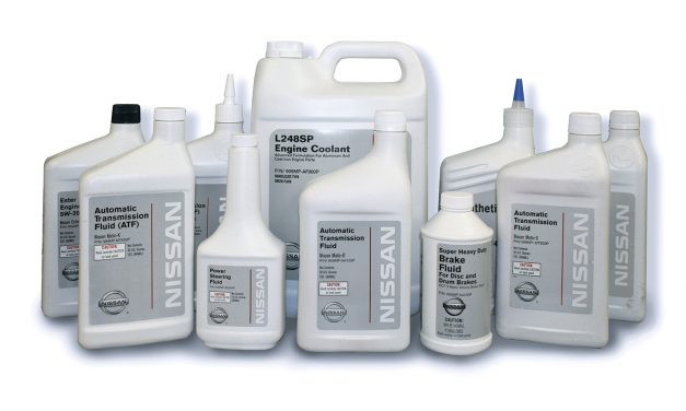 Nissan Genuine Lubricants and Fluids: More Than Marketing!