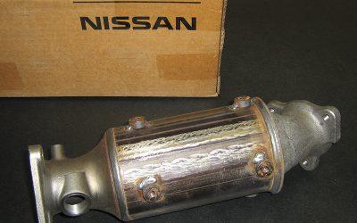 """We use Genuine Nissan/Infiniti Parts"""