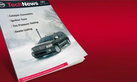 Nissan TechNews Winter 2010