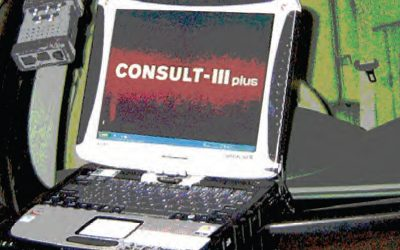The Power of CONSULT-iii Plus