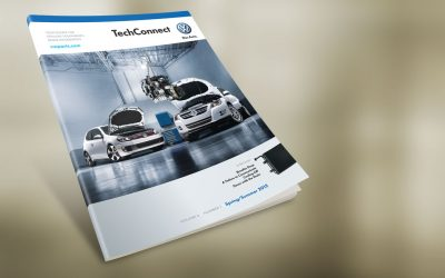 Volkswagen TechConnect Spring/Summer 2012