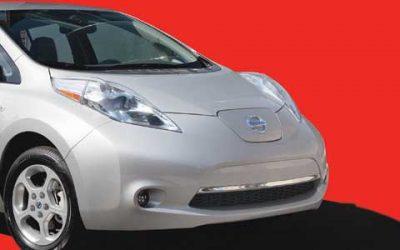New Growth: The Nissan LEAF