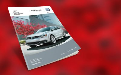 Volkswagen TechConnect Summer 2013