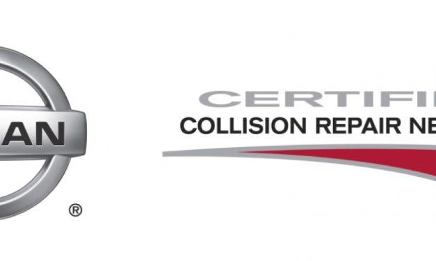 Nissan's Certified Collision Repair Network Program