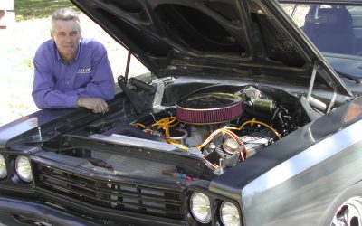 Starting Line: (What's) Under The Hood