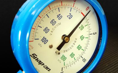 Using Vacuum Readings for Tuning and Diagnosis