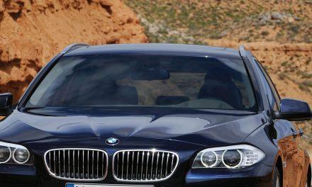 BMW Glass Repair