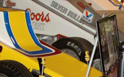 Roundy-round-a-rama: The National Sprint Car Hall of Fame
