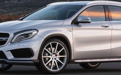 Get Ready for Aluminum and Ultra-High-Strength Steel: Mercedes-Benz 2015 C-Class and GLA-Class