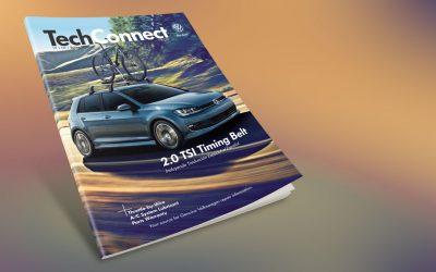 Volkswagen TechConnect Spring 2015