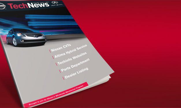 Nissan TechNews Summer 2009