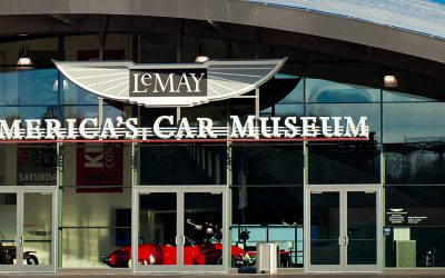 The LeMay family collection – Twice the fun and worth the trip