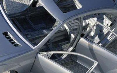 Mercedes-Benz Unibody Repair