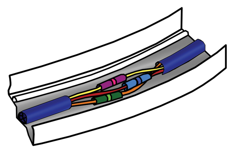 Mercedes-Benz Wiring Harness Repair - Automotive Tech InfoAutomotive Tech Info