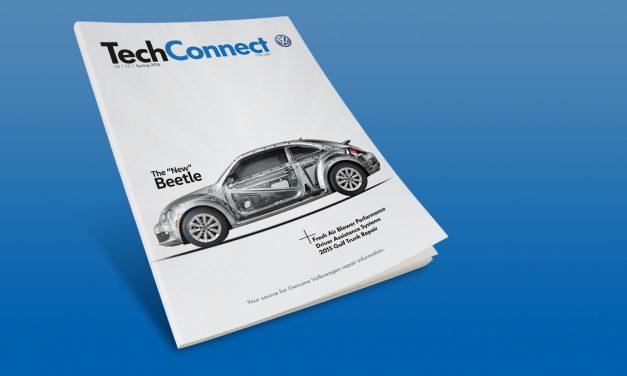 Volkswagen TechConnect Spring 2016