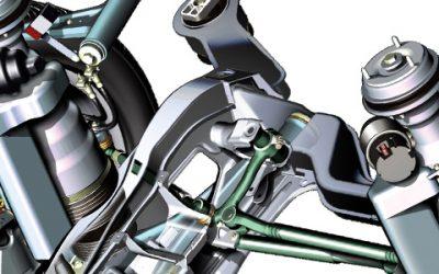 Recent Developments in Steering & Suspension