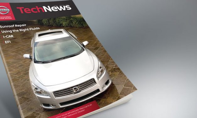 Nissan TechNews Fall 2017