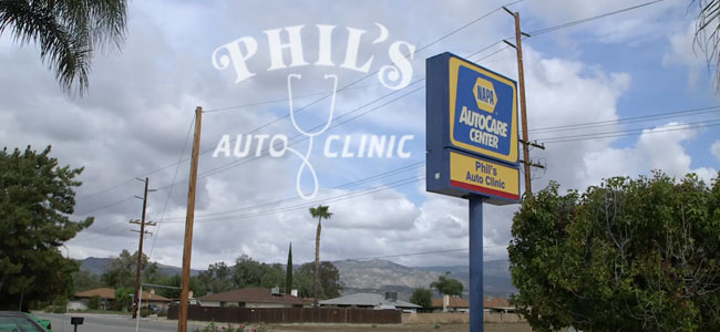 Phil's Auto Clinic – Cooling Systems