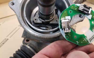 Understanding Toyota Electronic Power Steering (EPS)