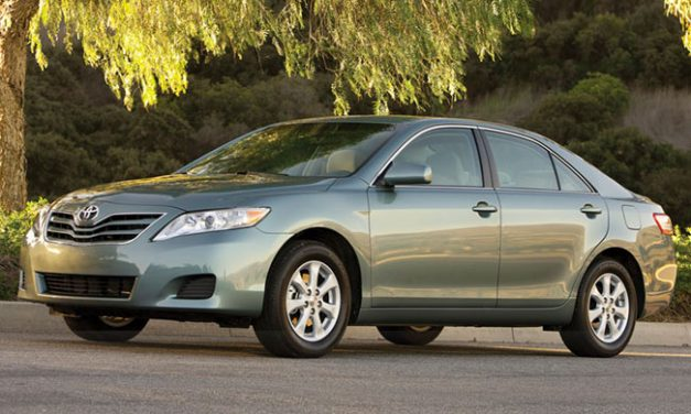 Toyota Post-Repair Initialization and Calibration Requirements