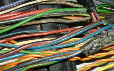 VW Wire Harness Inspection and Repair