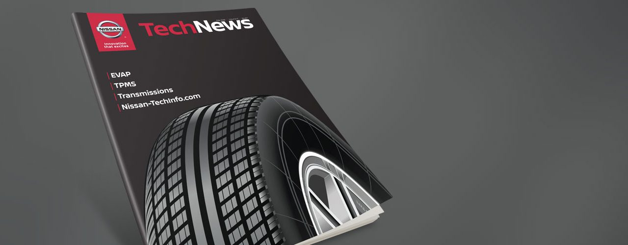 Nissan TechNews May 2018