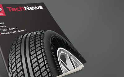 Nissan TechNews May 2018