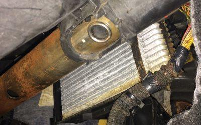Volvo Heater Cores