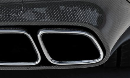 Restoring the Beauty of Mercedes-Benz Carbon Fiber Components