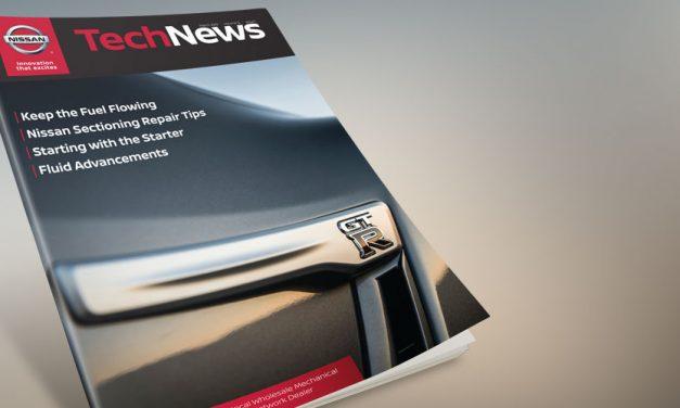 Nissan TechNews March 2019