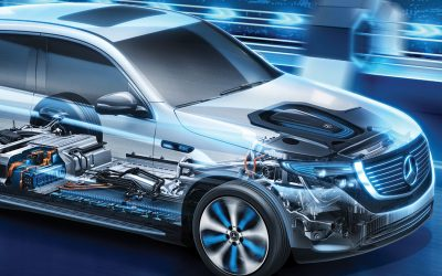 Mercedes-Benz Electric Vehicles Ready for the Road!