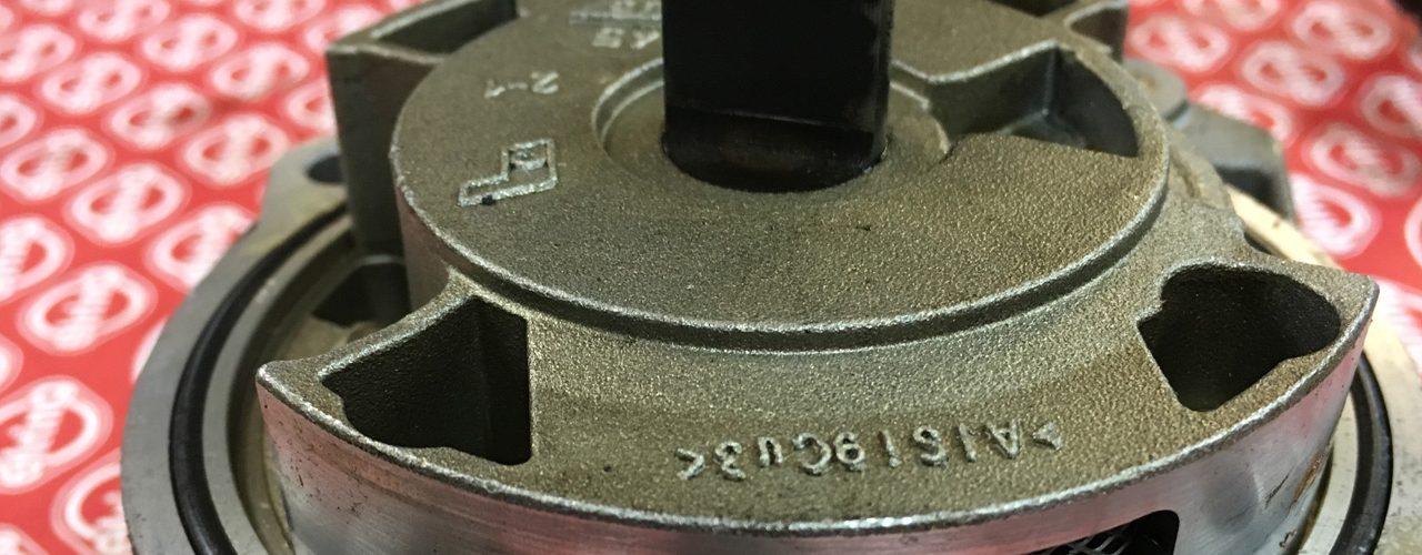 Porsche Oil Scavenging Systems