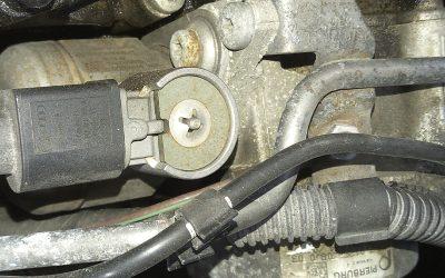 2009 Tiguan 2.0L Fuel Pressure Error