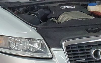 This Audi Diagnosis Was Bad Timing for All