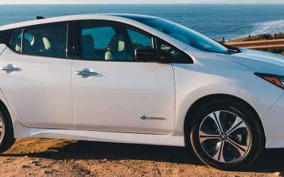 The Nissan LEAF e-Pedal