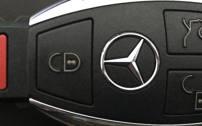 How the Mercedes-Benz Drive Authorization System 4 Works