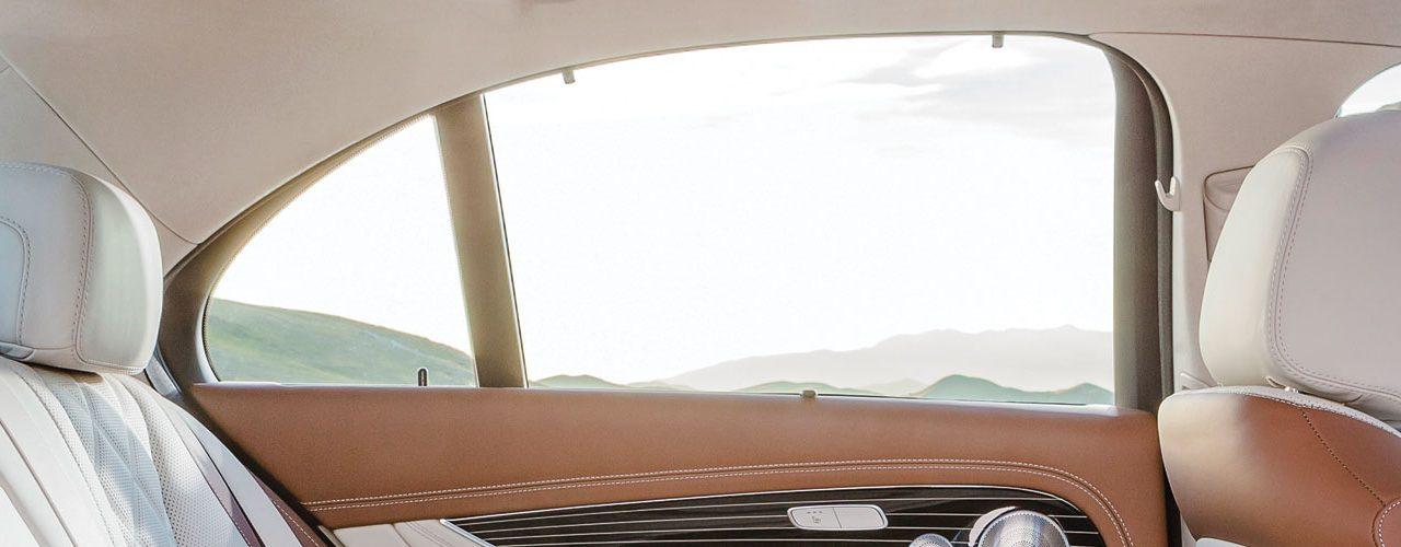 Mercedes-Benz Power Window Tips