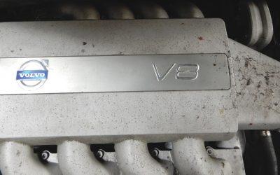 Replacing Alternator on a Volvo XC90 V-8
