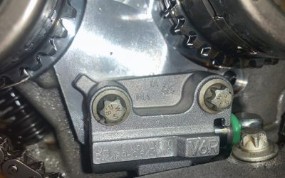 Mercedes-Benz Timing Chain Tensioners