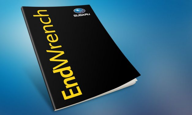 Subaru EndWrench May 2008