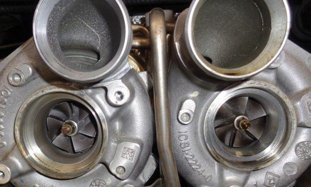 Audi 4.0T Turbo Diagnosis and Repair