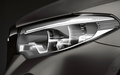 Keep the BMW Computer-Controlled Intelligent Headlights On
