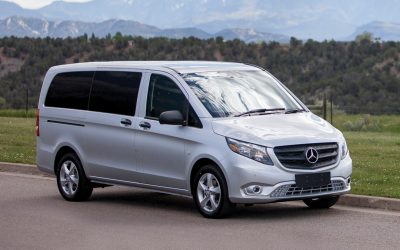 What About Mercedes-Benz Vans