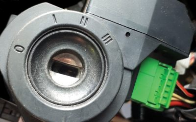 Diagnosing a Honda Accord Damaged Key Cylinder Failure