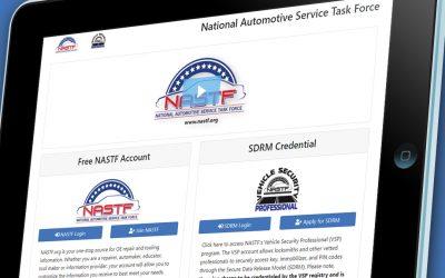 NASTF and the VSP Registry